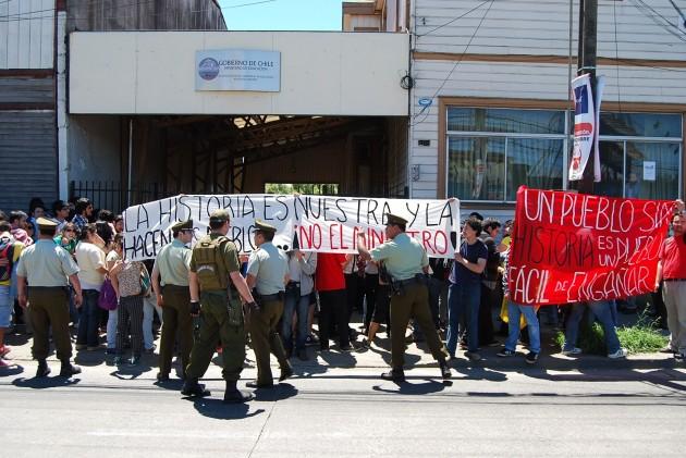 Manifestación | Foto: Katherine Maldonado