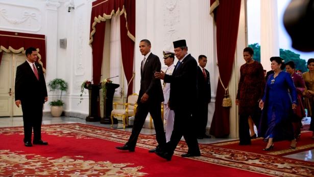 Obama en Yakarta