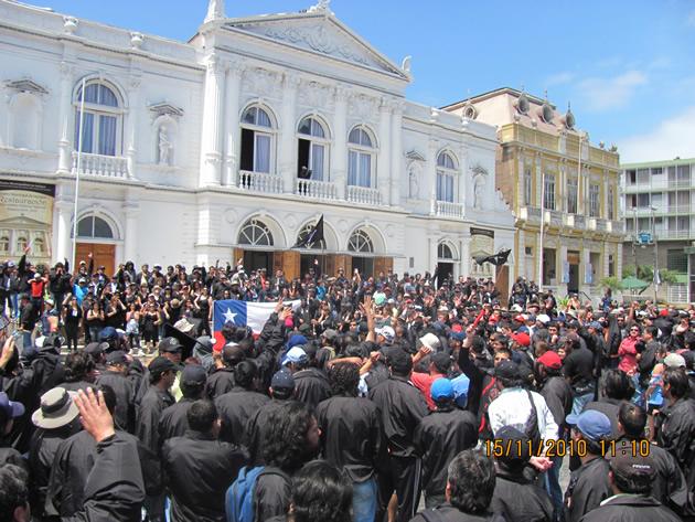 Huelga Sindicato Collahuasi | Cristián