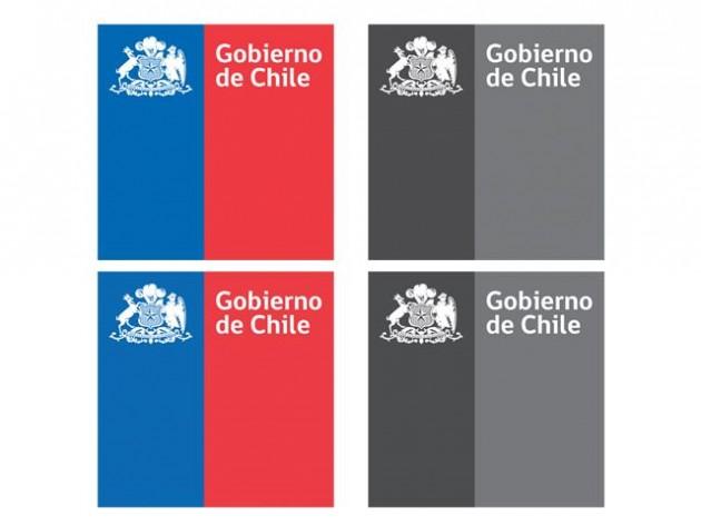 Nueva imagen del Gobierno de Chile