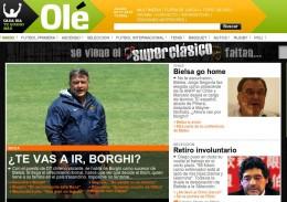 Diario Olé.com