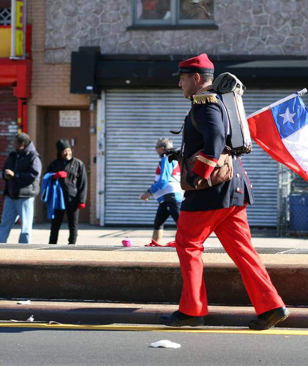Veterano del 79 en el maratón de NYC | Shannon Birk (Autorizado)