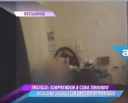 Video difundido por TV peruana