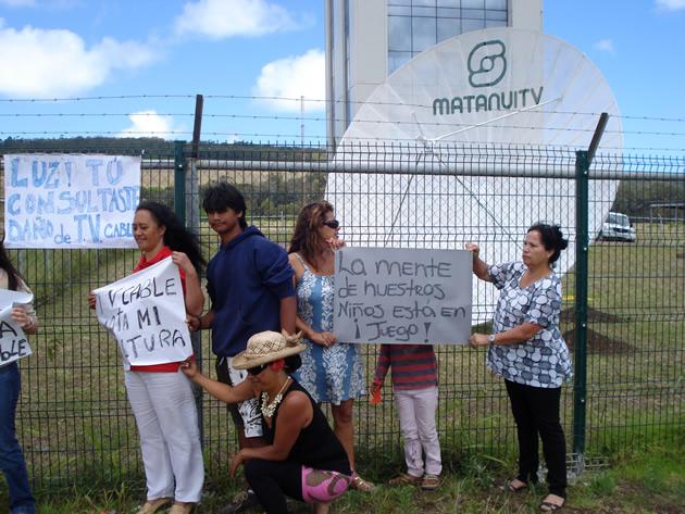 Falta grave de la Autoridad comunal ante una comunidad ancestral | Makenu Reo Rapa Nui
