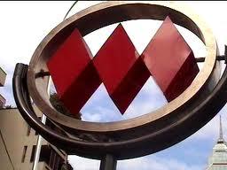 Logo Metro de Santiago | skyscrapercity.com