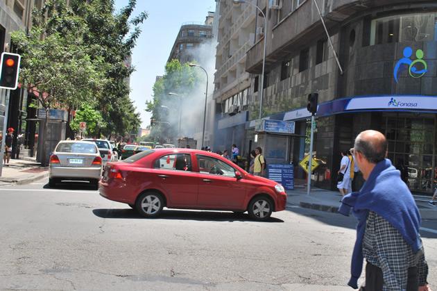 Trabajador accidentado tras explosión de transformador | Francisco Muñoz Rojas