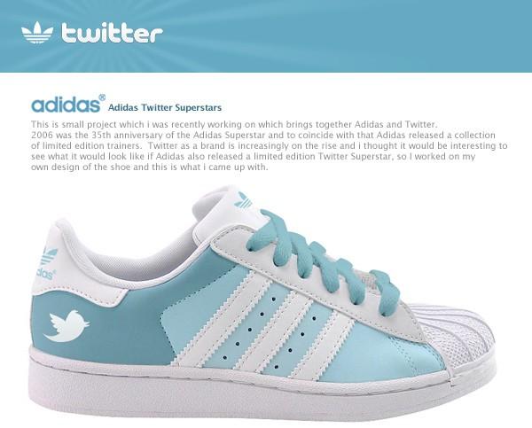 Zapatilla Twitter