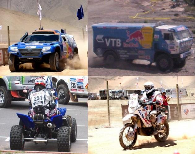 Categorías del Dakar | Wikipedia (CC)