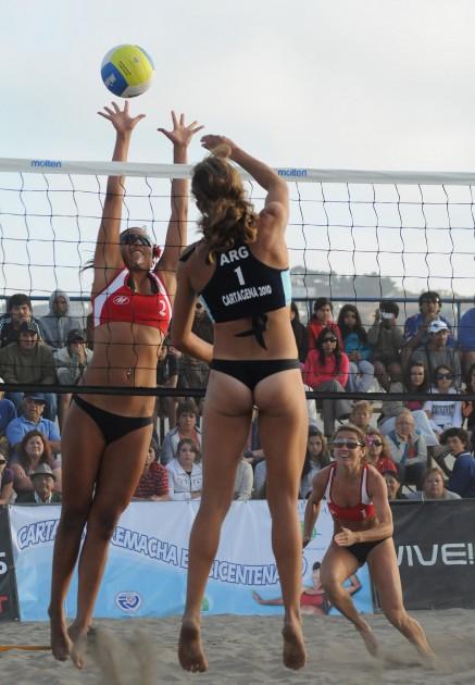 Volley Playa Femenino