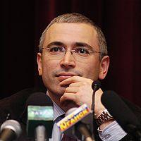 Mijaíl Jodorkovski   Wikipedia