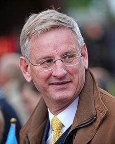 Carl Bildt / Wikipedia