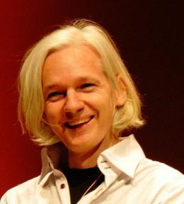 Assange | Wikimedia Commons