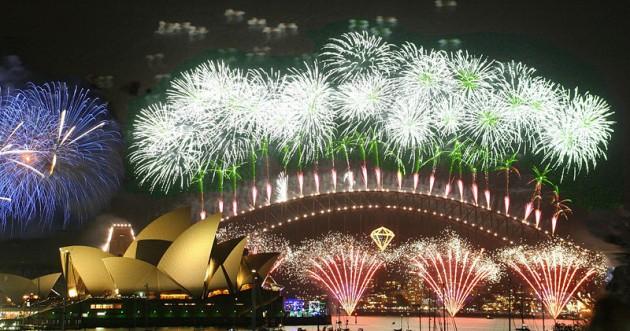 Así se celebra el Año Nuevo en Sídney | Wikipedia