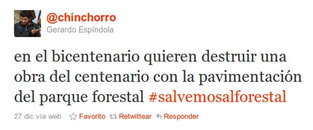 1.- Gerardo Espíndola en Twitter