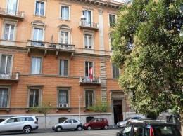 Embajada de Chile en Italia | Wikimedia Commons