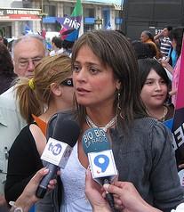 Jacqueline Van Rysselberghe | Felipe Delgado