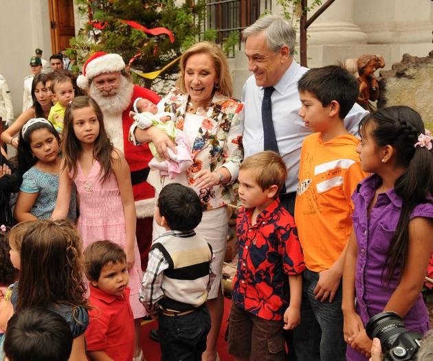 Navidad en La Moneda | fotopresidencia.cl