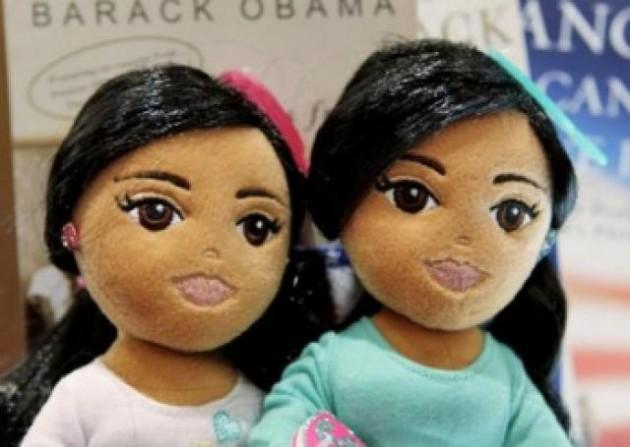 Muñecas de las hijas de Obama | 20minutos.es