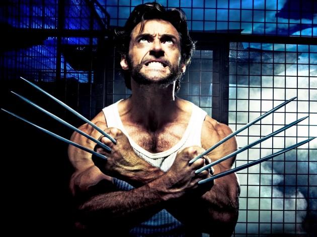 Jackman como Wolverine