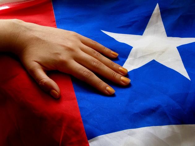 Bandera de Chile | Samael Kreutz (CC)