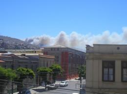 Incendio | Foto: Carlos Terán