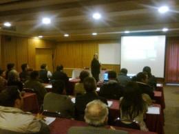 Seminario | Foto: José Aedo