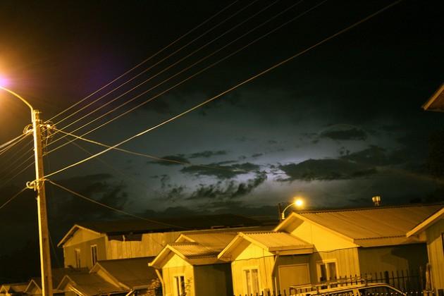Tormenta eléctrica en La Araucanía | Patrick D'appollonio