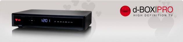 d-Box Pro de VTR