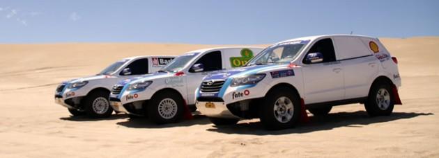 Hyundai triplicará sus esfuerzos para ganar el Dakar | Hyundai.com.ar