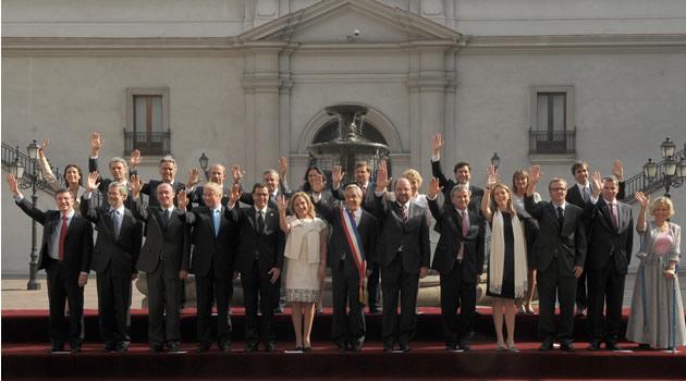 Gabinete 2010   Fotopresidencia