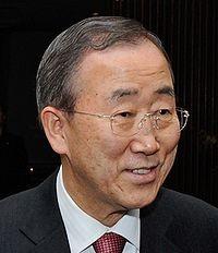 Ban Ki-Moon   Wikipedia