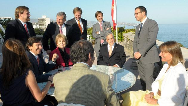 Consejo de Gabinete 2011   Fotopresidencia