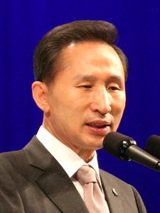 Lee Myung-Bak | Wikipedia