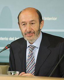 Pérez Rubalcaba | Wikimedia Commons