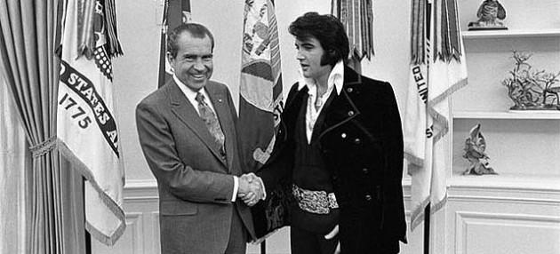 Nixon y Elvis | Wikipedia