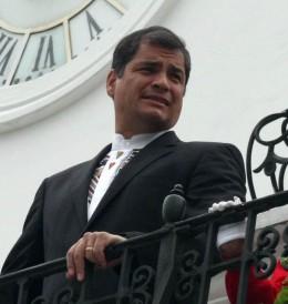 Imagen: Presidencia del Ecuador en Flickr