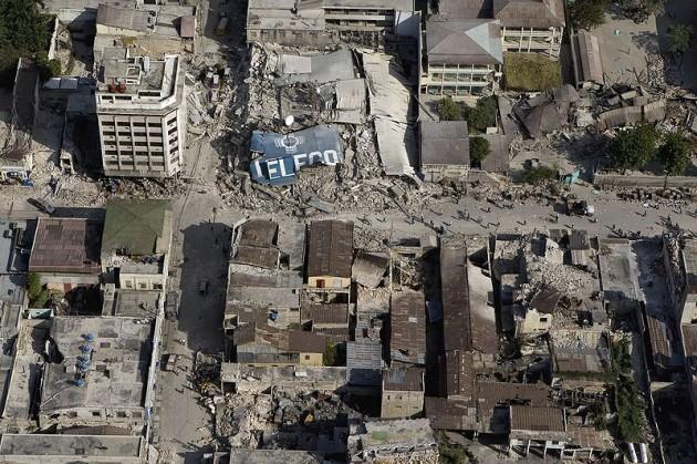 Haití tras terremoto | Wikipedia