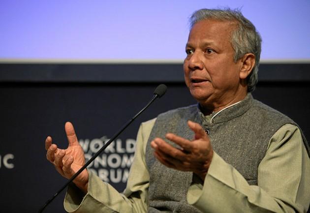 Muhammad Yunus   Imagen de Wikimedia Commons