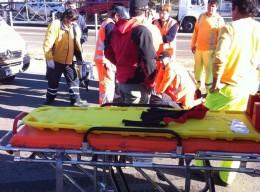 Accidente en Ruta 68 | Imagen: C.O. en Twitter
