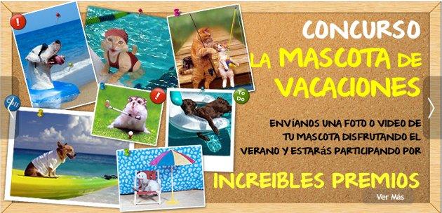 Concurso de Mascotas Online
