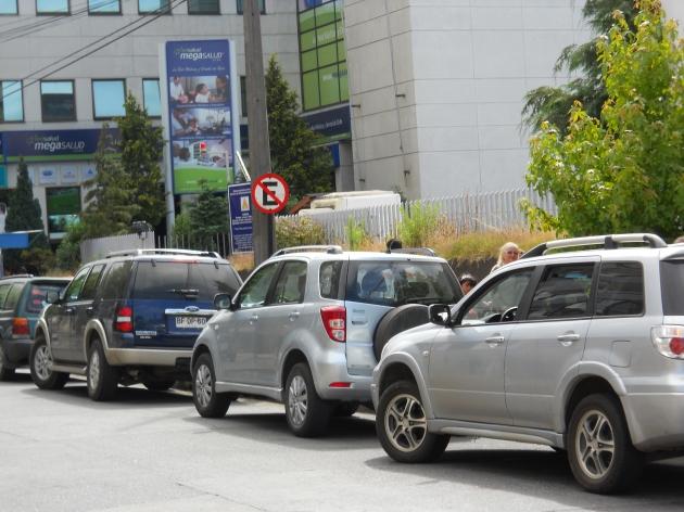 Irresponsabilidad al volante | José Olivares