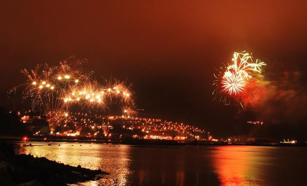 Año Nuevo en Talcahuano | Sergio Benítez