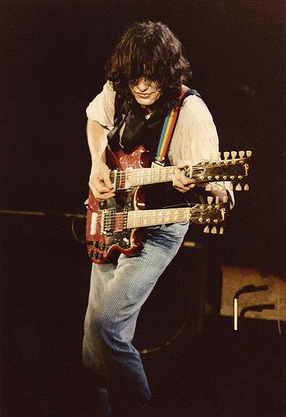 Jimmy Page | Image: Dana Wullenwaber