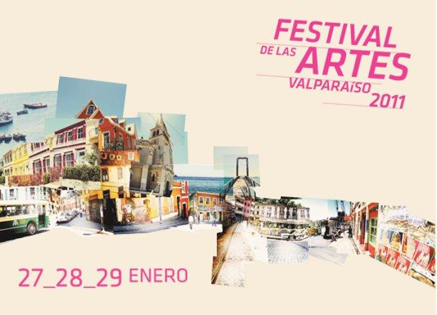 Festival de las Artes Valparaíso 2011