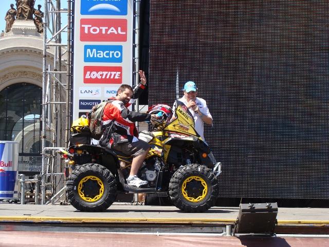 Francisco López Balart | Can-Am Chile Rally Team (Oficial)