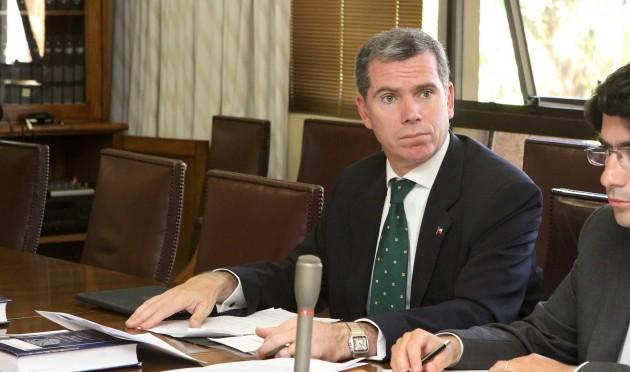 Ministro Felipe Bulnes | Minjusticia.cl