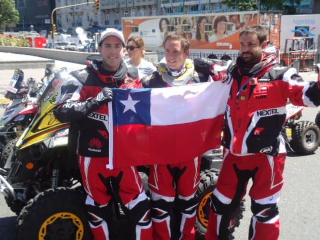 Fuenzalida, Ramírez y López / Imagen: Hans Hott