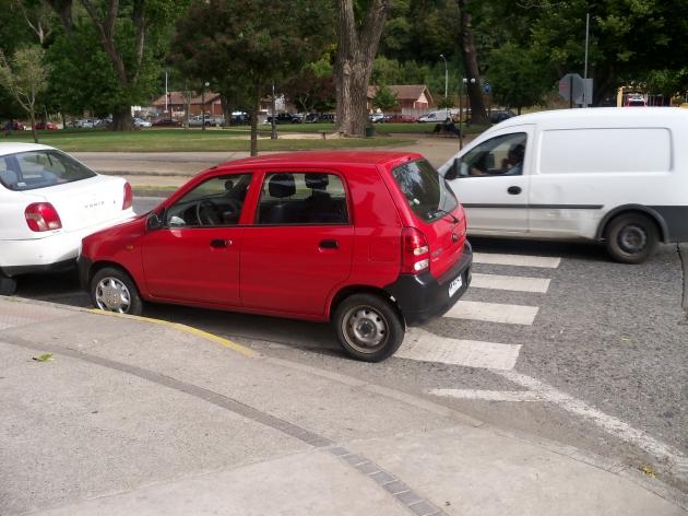 Forma Particular de Estacionamiento   Marcelo Riquelme