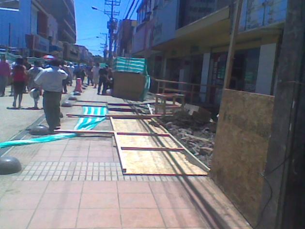 PELIGRO EN EL CENTRO DE LOS ANGELES | Miguel Muñoz