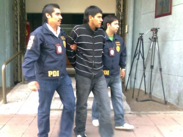 Detenido por presunta violación | Foto por Pedro Cid